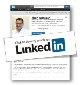Albert_Weideman_Linkedin